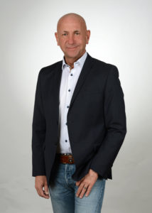 Geschäftsführer Mag. Michael Robeischl, MPM